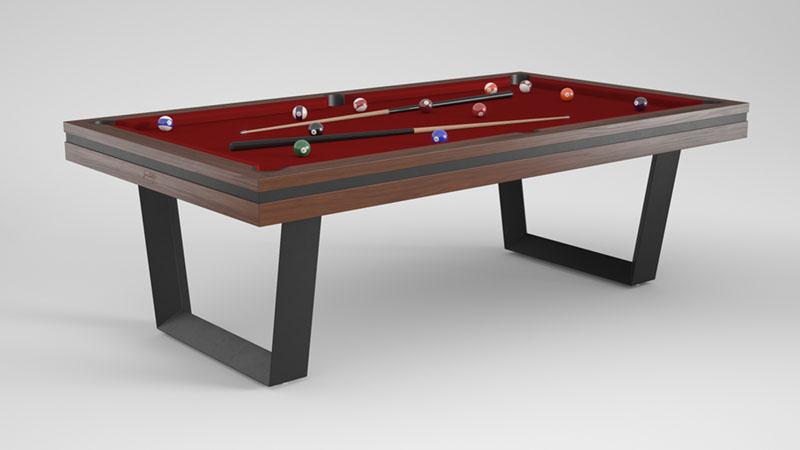 An image of Billards Montfort Delta Pool Table