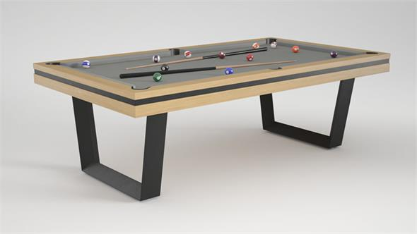 Billards Montfort Delta Pool Table