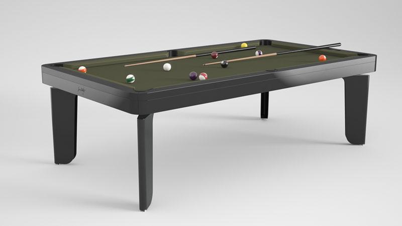 An image of Billards Montfort Granville Pool Table