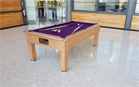 Traditional Pool Table - 6ft, 7ft