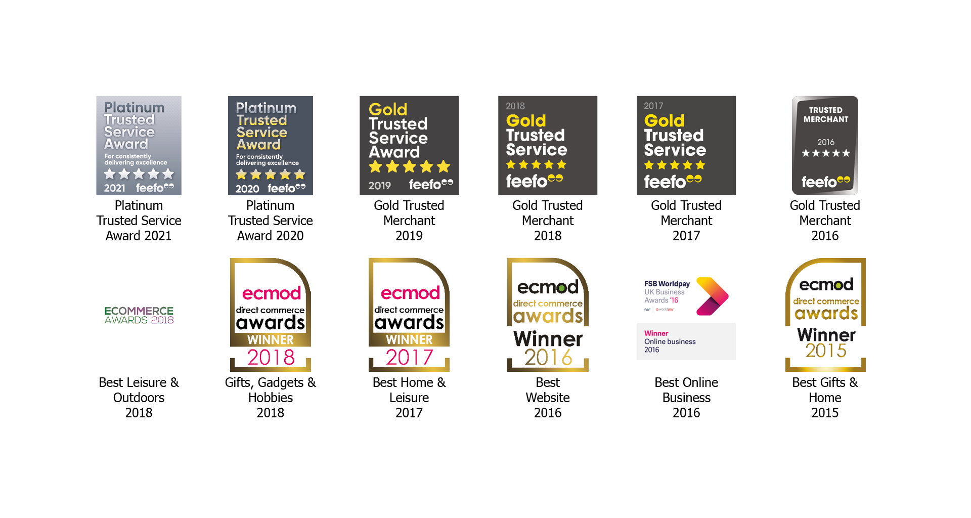 Home Leisure Direct Awards Banner 2021