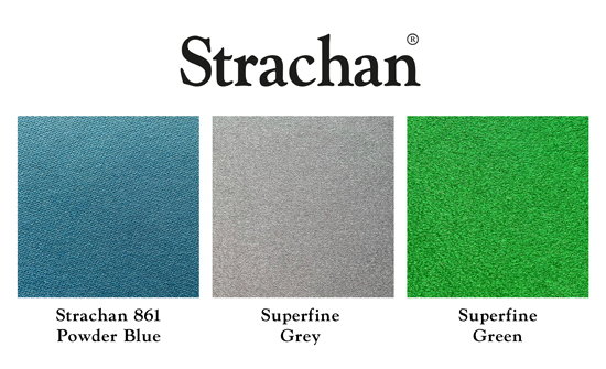 Strachan Superfine Cloth Swatch Card