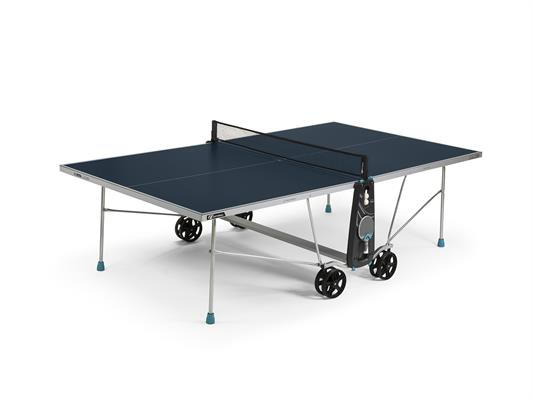 Cornilleau Sport 100X Blue Outdoor Table Tennis Table