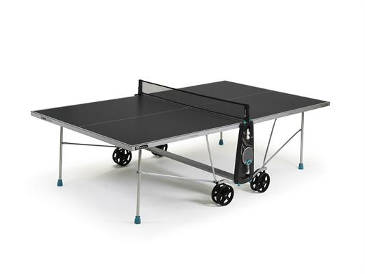 Cornilleau Sport 100X Grey Outdoor Table Tennis Table