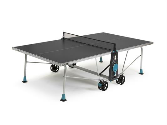 Cornilleau Sport 200X Grey Outdoor Table Tennis Table