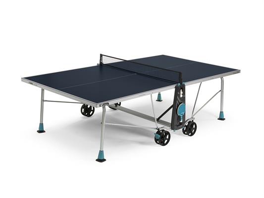 Cornilleau Sport 200X Blue Outdoor Table Tennis Table
