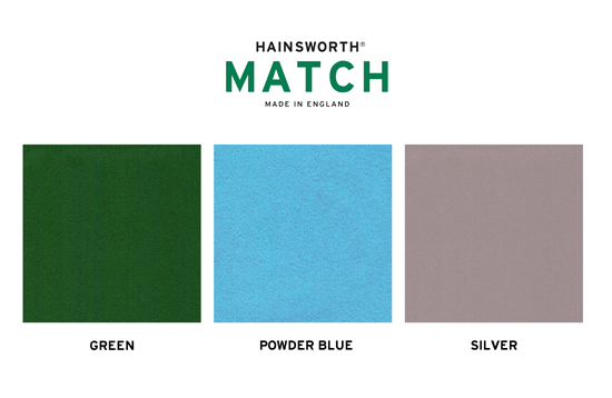 Hainsworth Match Cloth Swatch Card