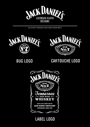 Jack Daniels Swatch Card Thumbnail