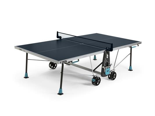Cornilleau Sport 300X Blue Outdoor Table Tennis Table