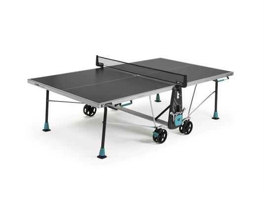 Cornilleau Sport 300X Grey Outdoor Table Tennis Table