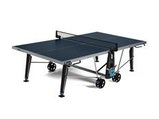 Cornilleau Sport 400X Blue Outdoor Table Tennis Table