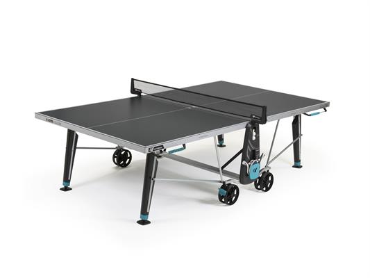 Cornilleau Sport 400X Grey Outdoor Table Tennis Table