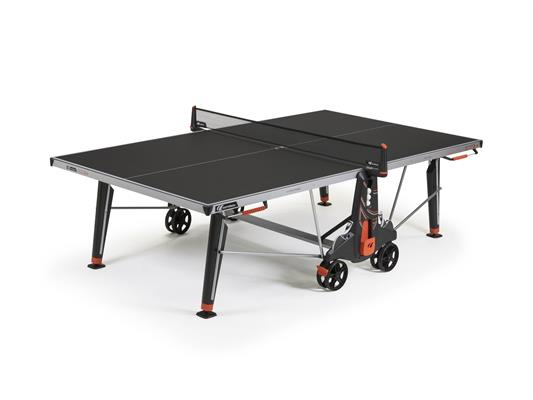 Cornilleau Performance 500X Black Outdoor Table Tennis Table