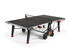 Cornilleau Performance 600X Black Outdoor Table Tennis Table