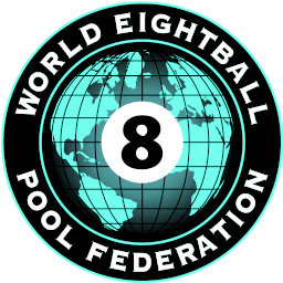 World Eightball Pool Federation Logo
