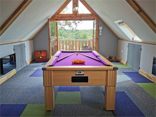 Emirates Pool Table - 6ft, 7ft
