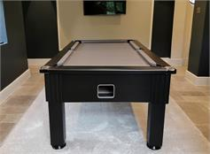 Emirates Pool Table: Black - 6ft, 7ft
