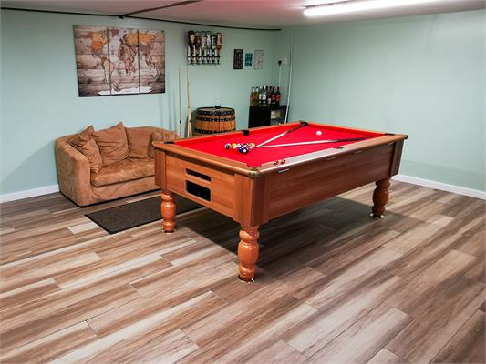 Richmond Freeplay Pool Table - 6ft, 7ft