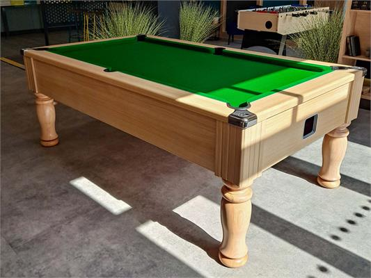 Monarch Pool Table - 6ft, 7ft