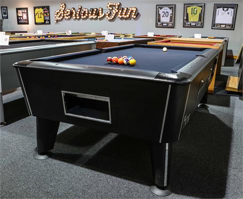 Signature Patriot Contactless Pool Table - 6ft, 7ft, 8ft