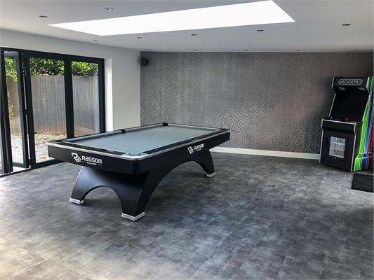 Rasson Ox Pool Table