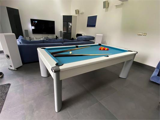 Fusion Pool Dining Table - 6ft, 7ft
