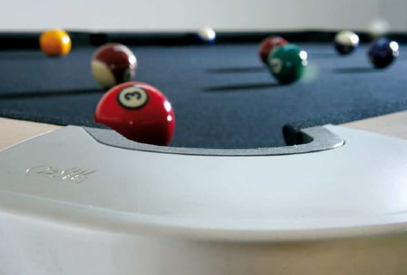 Magno Pro GB9 Tour American Pool Table - Pocket 3