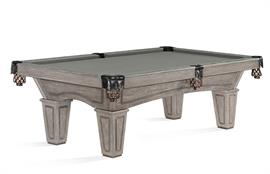Brunswick Allenton American Pool Table - Tapered Legs 7ft, 8ft