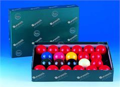 "2"" Aramith Snooker Balls - 15 Red"