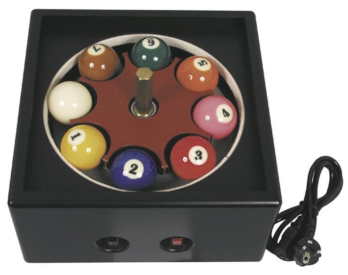 Ball Polish Machine for 8 Balls