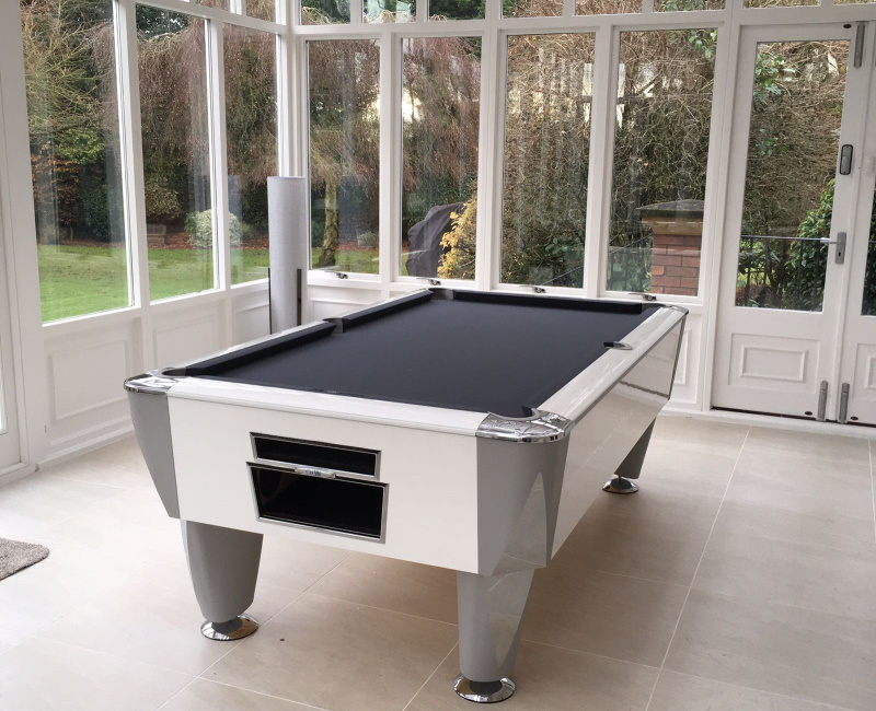 Sam Magno Champion American Pool Table 6ft 7ft 8ft Free Delivery Installation - How To Mark A 6ft Pool Table