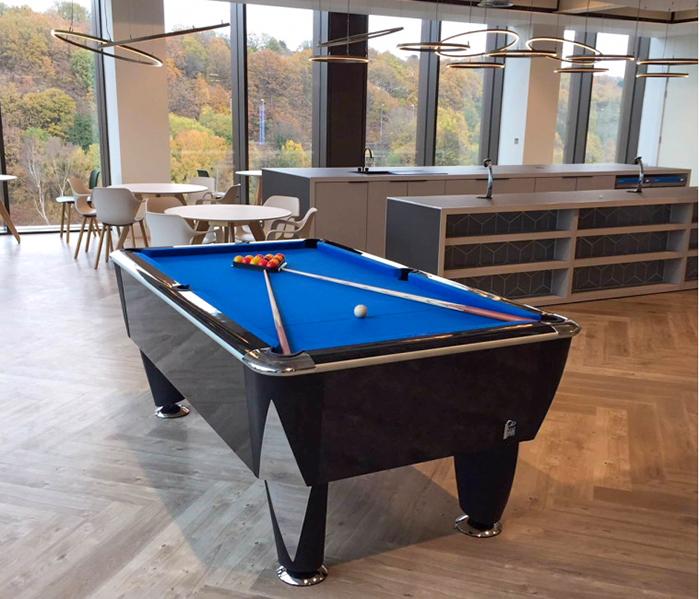 Sam Atlantic Champion Pool Table 6ft, Atlantic Furniture Buffalo