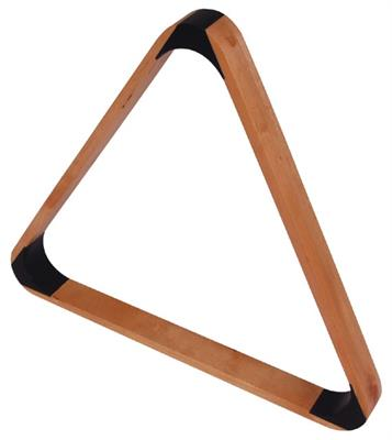 Deluxe Natural Coloured Triangle - 57.2mm