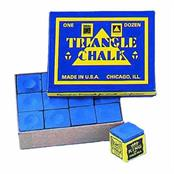 Triangle Chalk Blue - Box of 12