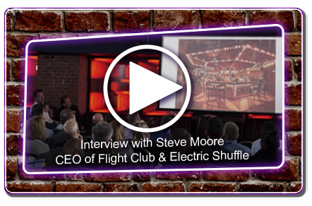Steve Moore Interview YouTube Video - Link Panel