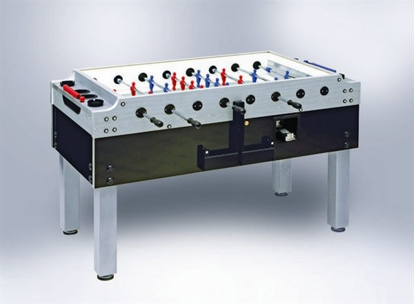 An image of Garlando Olympic Silver Football Table