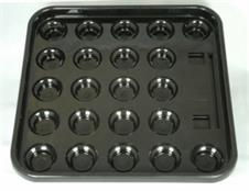 Ball Tray - 22 Balls - Plastic