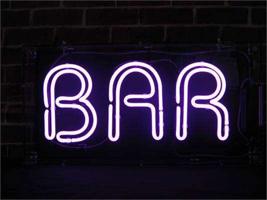 Bar Neon Sign | Free Delivery!