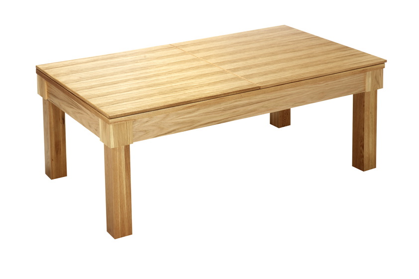 Unique Pool Dining Table - Square Leg with Top