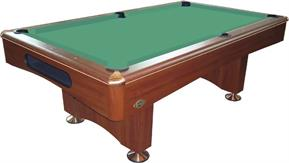 Buffalo Eliminator II Walnut American Pool Table - 8ft