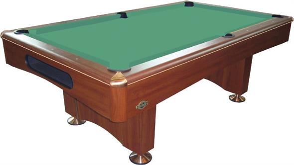 Buffalo Eliminator II Walnut American Pool Table - 7ft