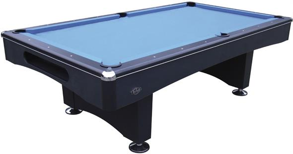 Buffalo Eliminator II Black American Pool Table - 9ft