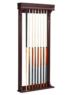 Brunswick Traditional Cherry Wall Rack