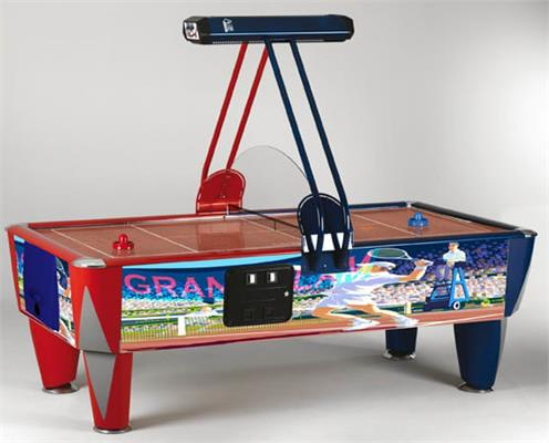 Sam Tennis Fast Track Air Hockey - 8ft