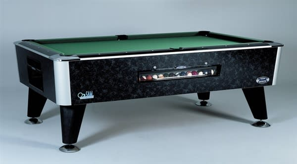 An image of Sam Bison American Pool Table - 6ft, 7ft, 8ft |