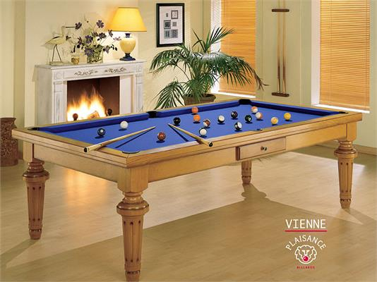 Billards Plaisance Vienne Prestige Pool Table - 6ft, 7ft, 8ft