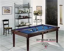 Billards Plaisance Rotterdam Wenge Prestige Pool Table - 6ft, 7ft, 8ft