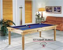 Billards Plaisance Rotterdam Limed Prestige Pool Table - 6ft, 7ft, 8ft