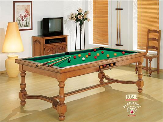 Billards Plaisance Rome Prestige Pool Table - 6ft, 7ft, 8ft