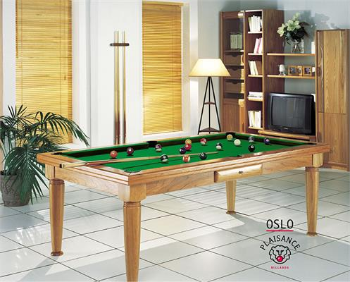 Billards Plaisance Oslo Prestige Pool Table - 6ft, 7ft